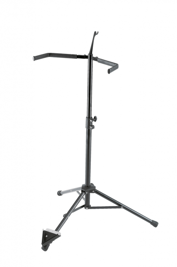 Atril parael instrumento contrabajo  K&M Modell 141 negro
