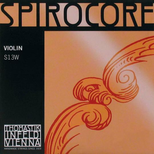 THOMASTIK Spirocore Violín Cuerda-Sol suave