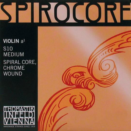 THOMASTIK Spirocore Violín Cuerda-A medio
