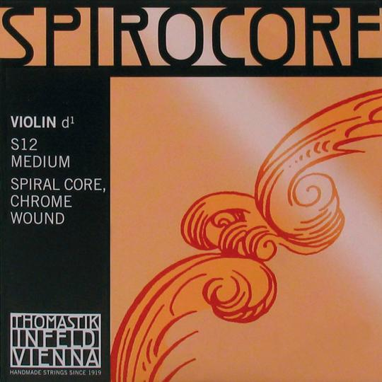 THOMASTIK Spirocore Violín Cuerda-Re medio