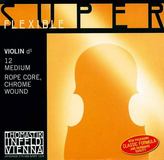 THOMASTIK Superflexible Cuerda-Re Violín, medio