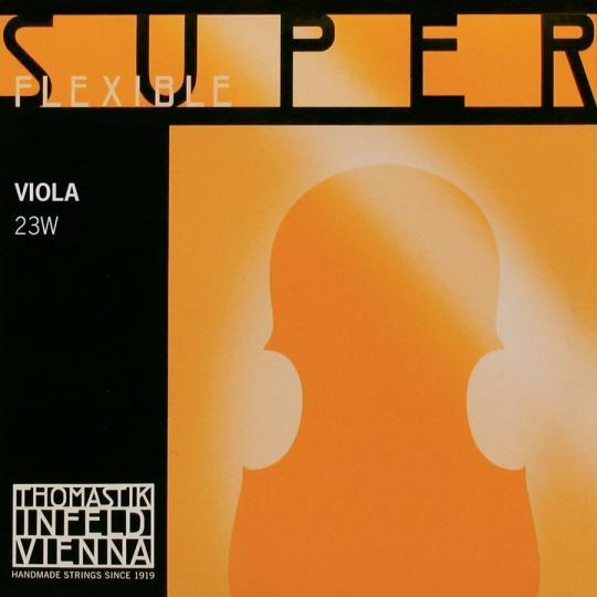 THOMASTIK Superflexible Juego Viola, suave