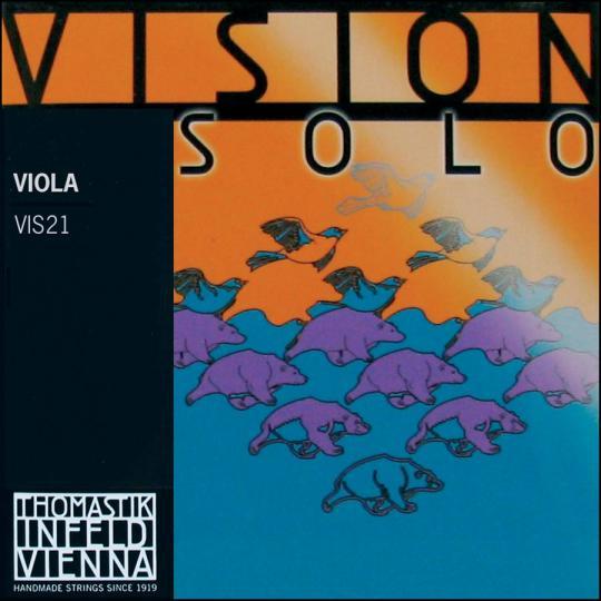 THOMASTIK Vision SOLO cuerda A Viola, medium