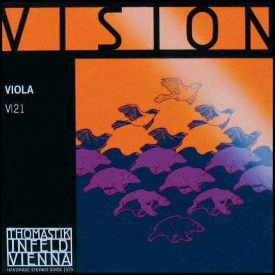THOMASTIK Vision Viola Cuerda-La medio