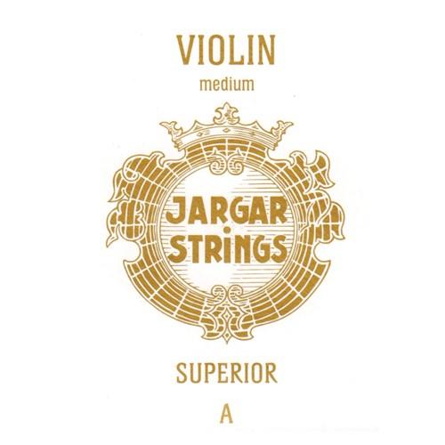 JARGAR Superior Cuerda La para violín, medio