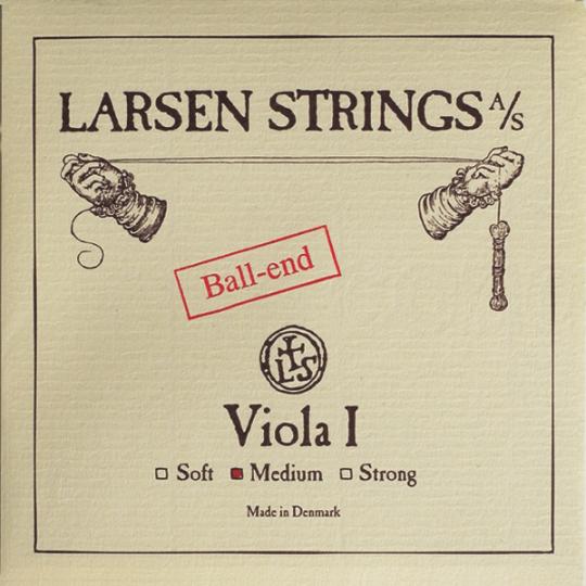 LARSEN Viola Cuerda-La bola, medio