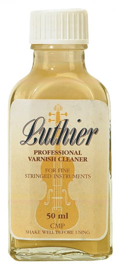 Luthier Profi Set, limpia y cuida el barniz 50ml
