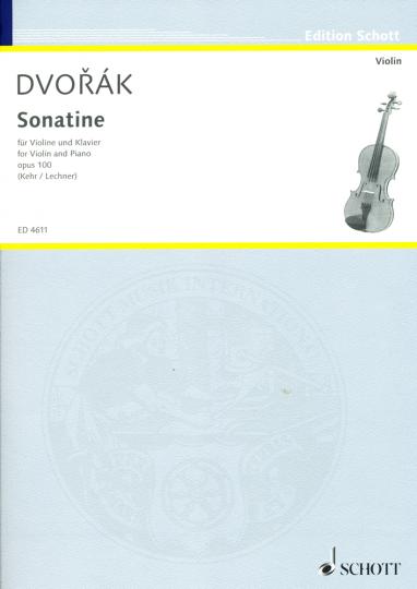 Dvorák, Sonatine G-Dur op. 100