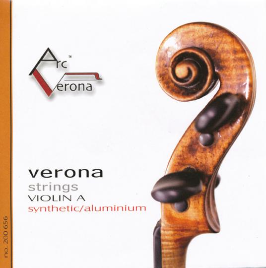 Arc Verona cuerda A Violín con bola, medio