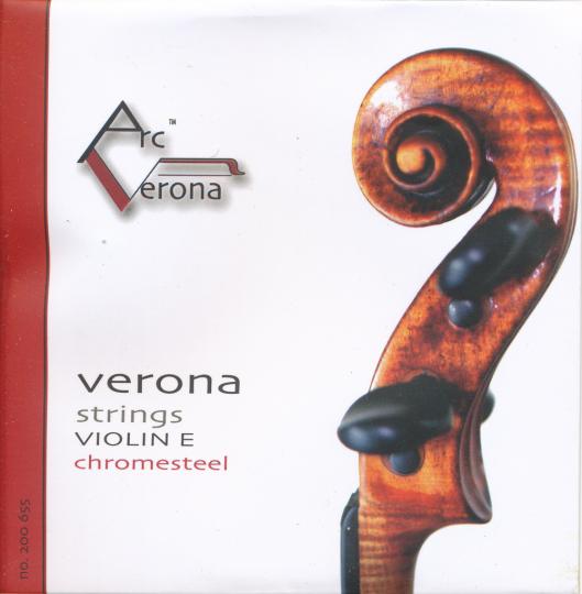 Arc Verona cuerda E Violín con bola, medio