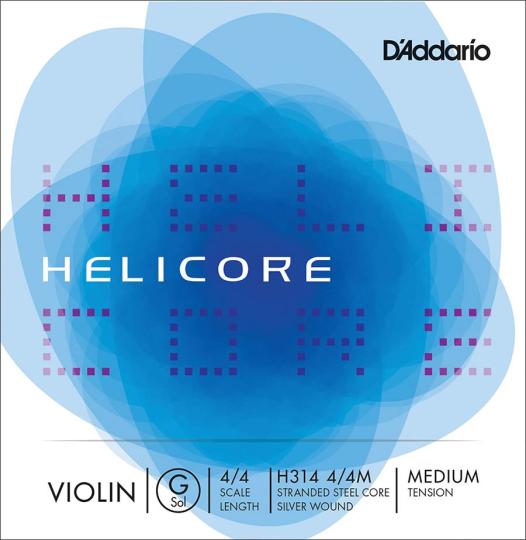 D´ADDARIO Helicore Cuerda-Sol Violín