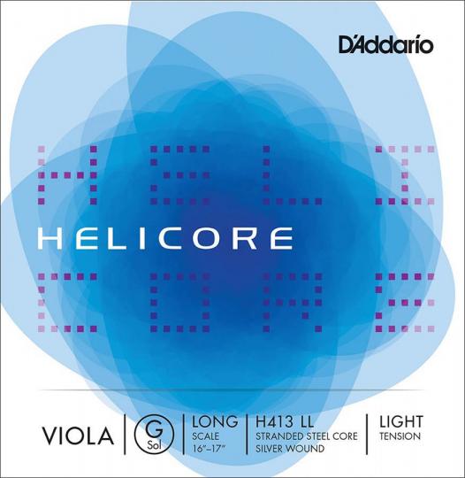 D´ADDARIO Helicore Cuerda-Sol Viola, suave