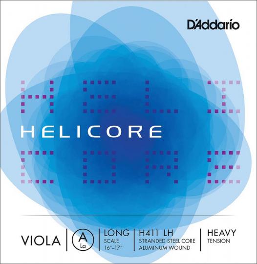 D´ADDARIO Helicore Cuerda-La Viola, fuerte