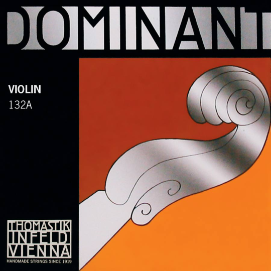 THOMASTIK Dominant Violín Cuerda-Re Plata