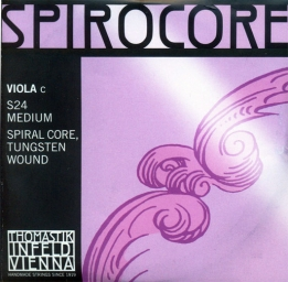 THOMASTIK Spirocore Cuerda-Reo Wolframio Viola, medio