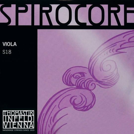 THOMASTIK Spirocore Viola Cuerda-La medio