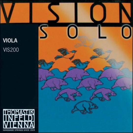 THOMASTIK Vision SOLO juego Viola, medio