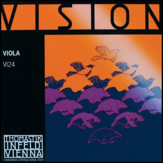 THOMASTIK Vision Viola Cuerda-Reo medio