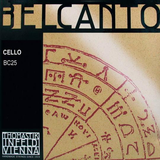 THOMASTIK Belcanto Cuerda-La Chelo
