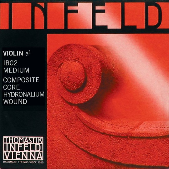 THOMASTIK Infeld rojo Cuerda-La