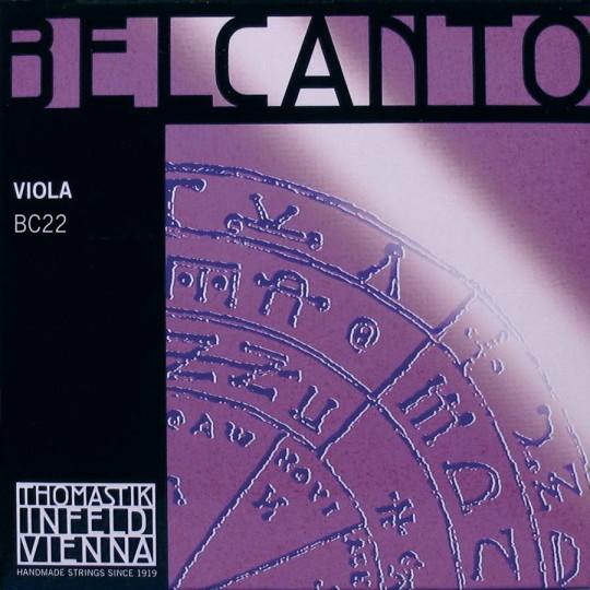THOMASTIK Belcanto Cuerda-Re Viola