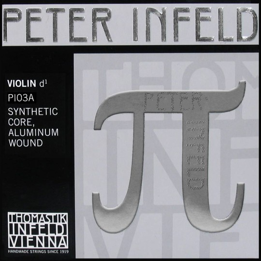 Cuerda D Peter Infeld PI04