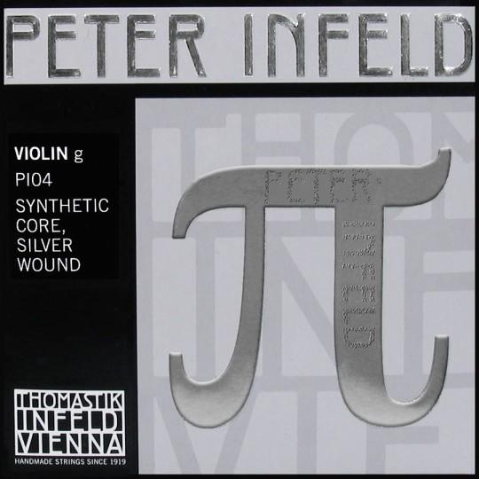 Cuerda G Peter Infeld PI04