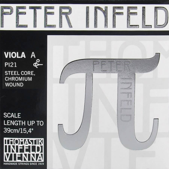 Thomastik Peter Infeld PI Viola, Cuerda-La, medio
