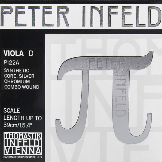 Thomastik Peter Infeld PI Viola, Cuerda-Re, medio
