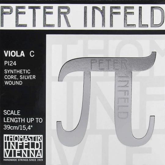 Thomastik Peter Infeld PI Viola, Cuerda-Reo, medio