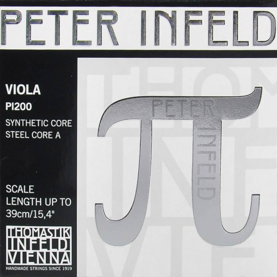 Thomastik Peter Infeld- Juego Viola,medio