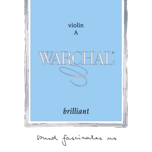 WARCHAL Brillant Cuerda-A medio Violín