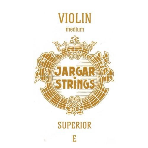 JARGAR Superior Cuerda-Mi Violín, medio