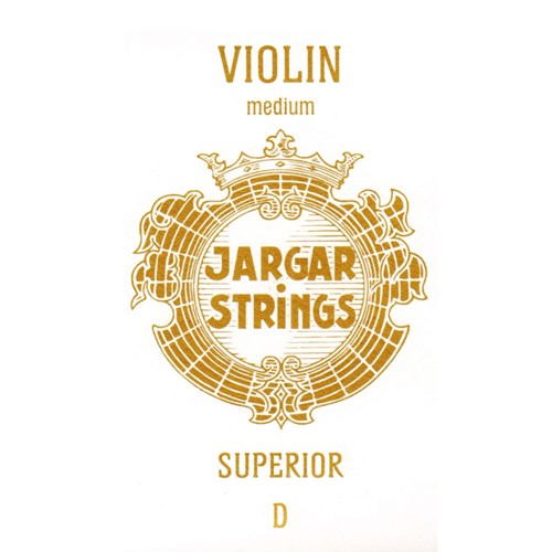 JARGAR Superior Cuerda-Re Violín, medio