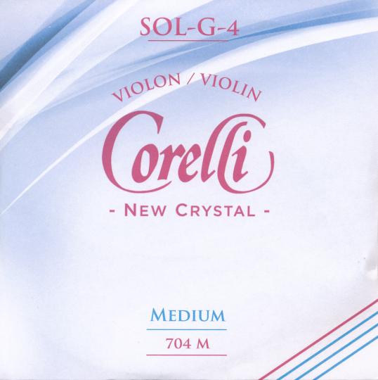 CORELLI Crystal Cuerda-Sol Violín