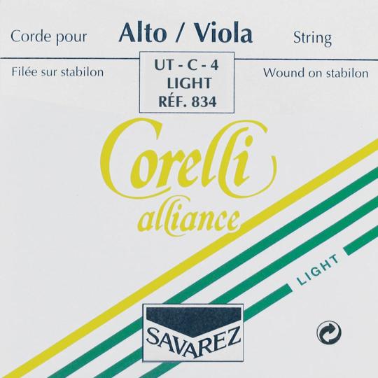 CORELLI Alliance Cuerda-Reo Viola light