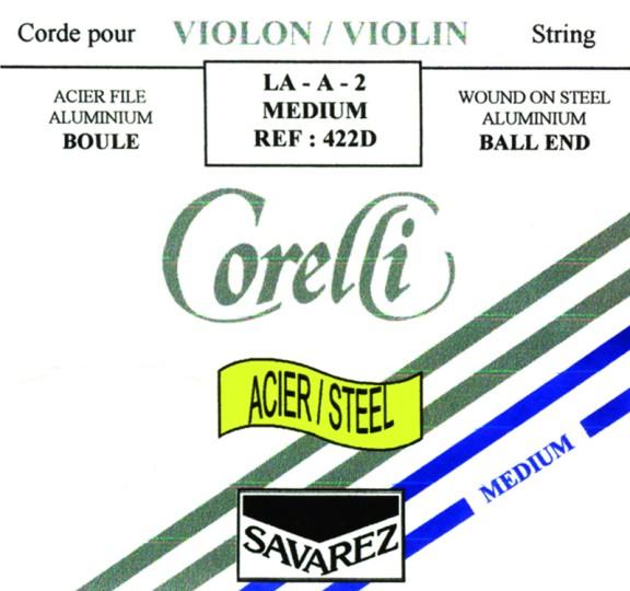 CORELLI Tripa Violín Cuerda-Re