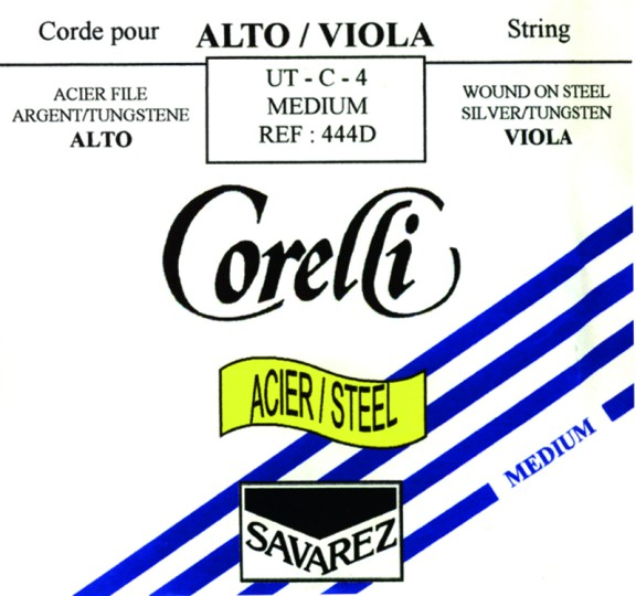 CORELLI Tripa Viola Cuerda-Sol 16 1/4