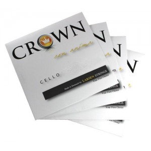 Crown Strings Juego Chelo