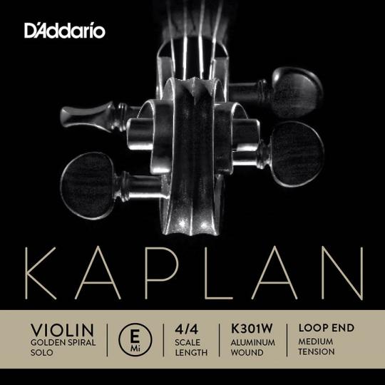 KAPLAN oroen-Spiral Solo Cuerda-Mi Lazo