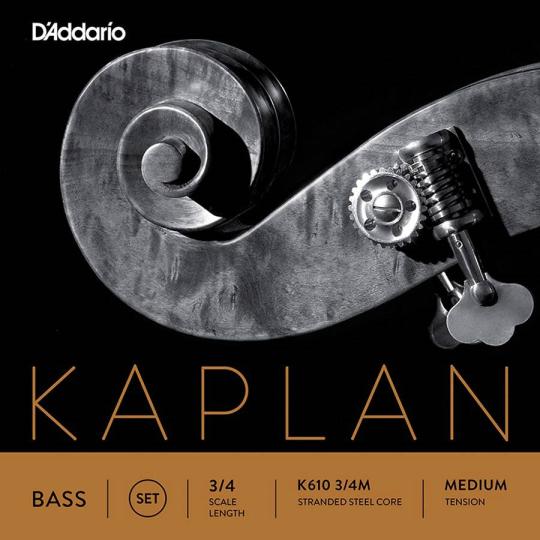 D´ Addario Kaplan Orchester Kontrabas juego