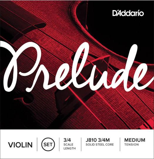 D´ Addario Preulde juego Violín