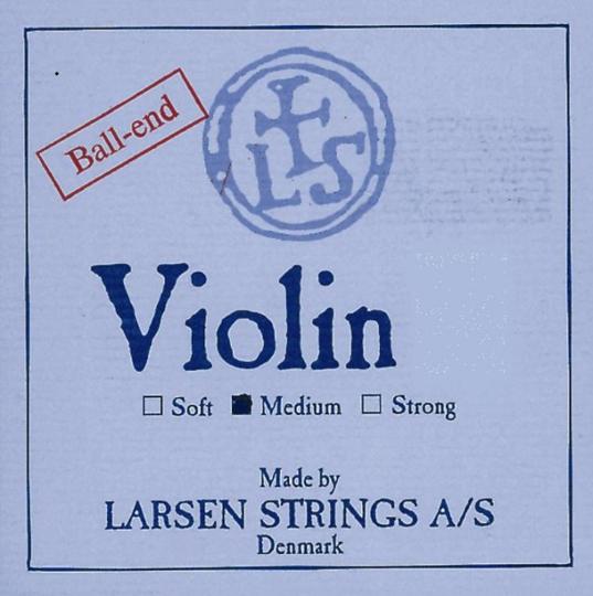 LARSEN Violín Cuerda-Mi bola