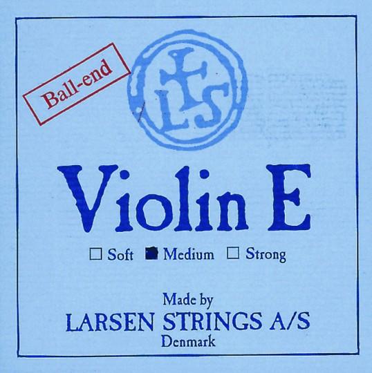 LARSEN Violín Cuerda-Mi lazo