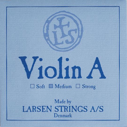 LARSEN Violín Cuerda-La medio