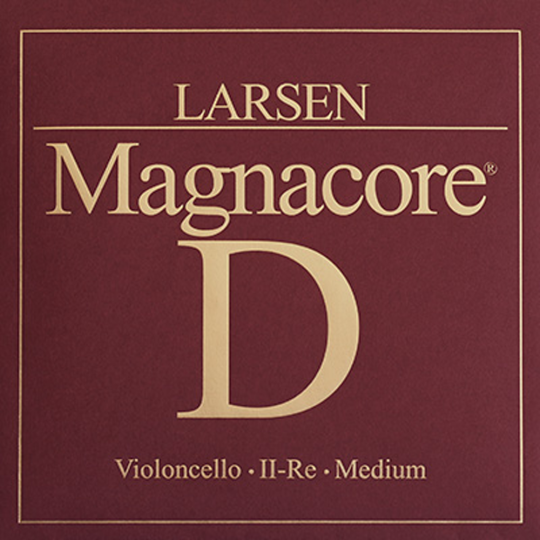 Larsen Chelo Magnacore Cuerda-Re, medio