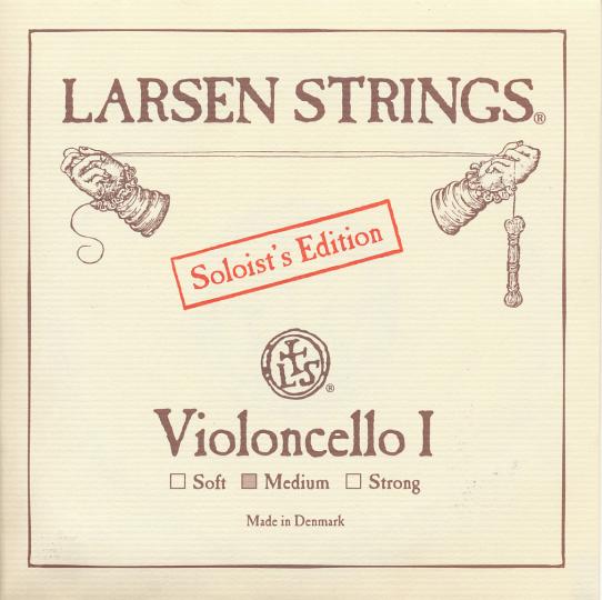 LARSEN Chelo Soloist Cuerda-A