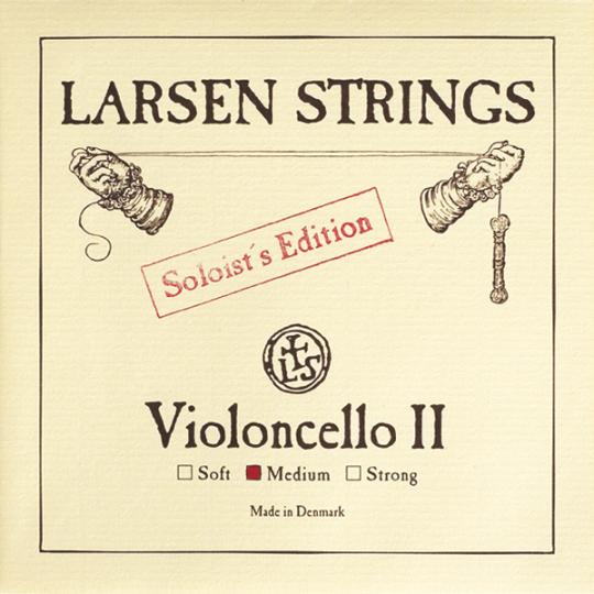 LARSEN Chelo Soloist Cuerda-Re