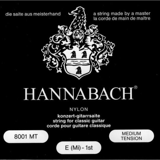 HANNABACH 800MT Juego Guitarra, medio