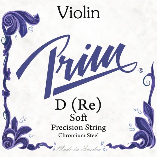 Prim Precision Violín Cuerda-Re suave